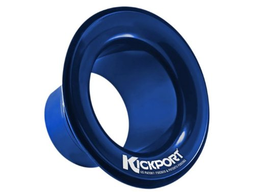 Kickport Kp2-Blu Kickport For Bass Drum - Blue
