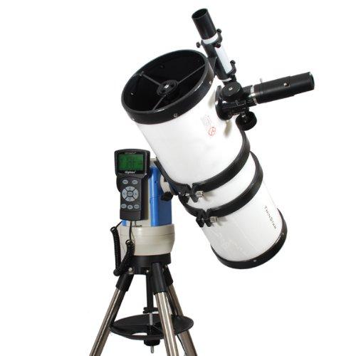 "TwinStar White 6"" iOptron Computer Controlled Reflector Telescope"