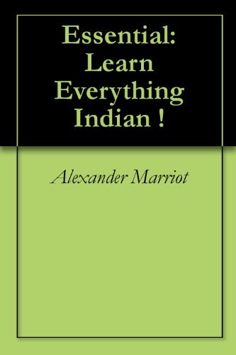 Essential: Learn Everything Indian !