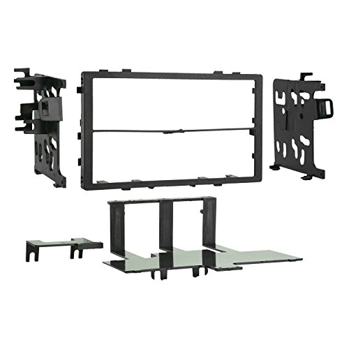 Metra 95-7801 Double DIN Installation Kit for Select 1990-2002 Acura/Honda/Isuzu Vehicles (Metra Dash Kit Honda compare prices)