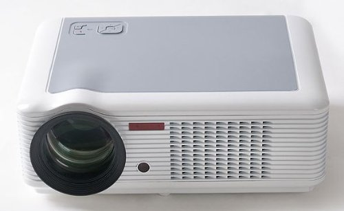 FULL HD Home Theater Multimedia LCD Projector 1080P HDMI TV DVD WII LED
