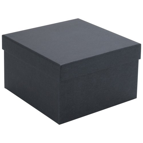 Paperchase large black gift box