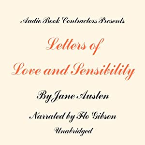 Letters of Love and Sensibility | [Jane Austen]