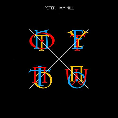 CD : Peter Hammill - Not Yet Not Now (Boxed Set)