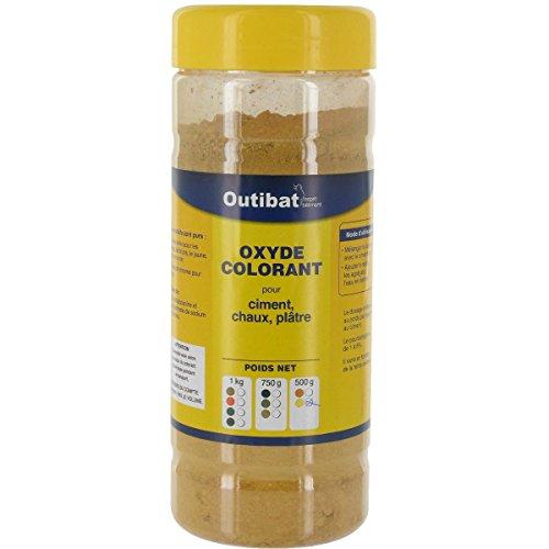 colorant-ciment-synthetique-outibat-jaune-500-g