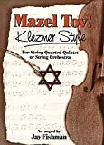 img - for [(Mazel Tov Suite! Klezmer Style: Melody/Lyrics/Chords)] [Author: Fishman Ja] published on (November, 1997) book / textbook / text book