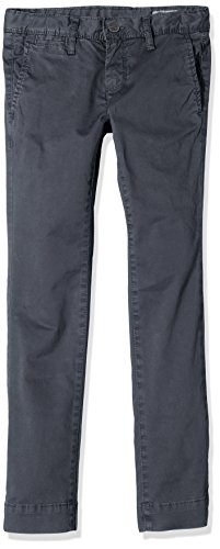 Teddy Smith CHINO BOY STRET-Mutande Bambino    Gris (Moon Grey) 12 anni