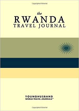 The Rwanda Travel Journal written by Younghusband World Travel Journals