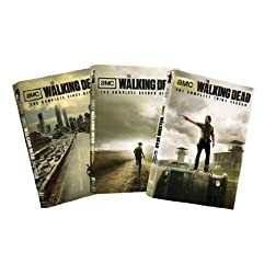 Walking Dead Seasons 1-3 Bundle [DVD]
