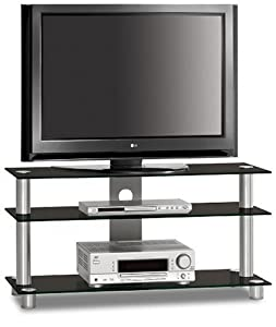 spectral just racks tv1053albg plasma and lcd tv stand for 42 inch screen tv. Black Bedroom Furniture Sets. Home Design Ideas