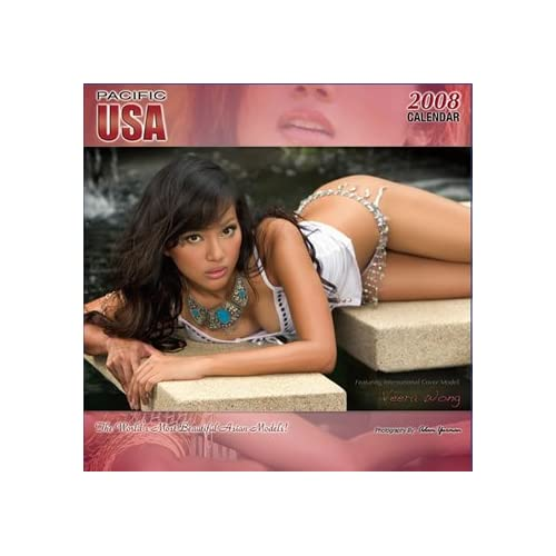 Pacific USA 2008 Bikini Calendar - Adult & Glamor 2008 Calendars
