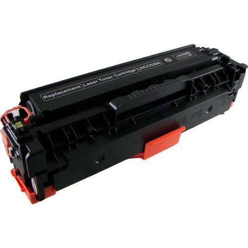 Toner Clinic ® TC-CC530A Compatible Black Laser Toner Cartridge for HP 304A CC530A Black Compatible With HP Color Laserjet CM2320FXI, Color Laserjet CM2320n, Color LaserJet CM2320NF, Color Laserjet CP