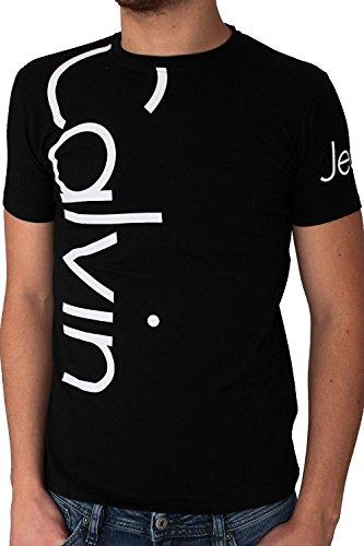 t-shirt-calvin-klein-jeans-homme-manches-courtes-noir