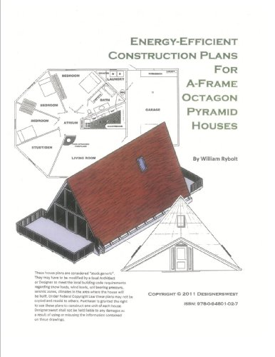 House Plans For A Frame Octagon And Pyramid Houses Tool