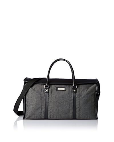 Hartmann Luggage Herringbone Duffel, Black