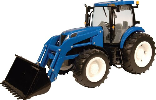Ertl Big Farm 1:16 New Holland T7050 Tractor With Loader