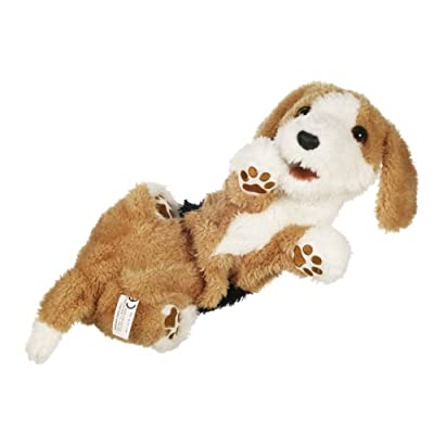 Fur Real Friends Tumbles My Roll Over Pup Beagle