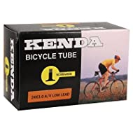 Kenda Mountain Bicycle Tube - 24 x 3.0 - 32mm Schrader - Low Lead - 535W05Q1
