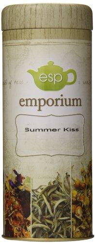 Esp Emporium Green Tea Blend, Summer Kiss Lychee/Bamboo Leaf, 3.53 Ounce