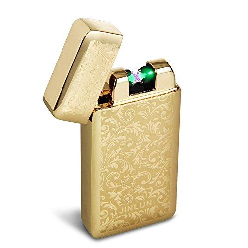 padgene-usb-lichtbogen-feuerzeug-mit-photoelektrischem-sensor-neues-produkt-gold
