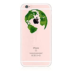 iPhone 6s Case, iPhone 6 Case, Rouran case,Rouran Soft TPU Silicone Clear Cases for iPhone 6 6s