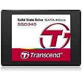 """Transcend TS32GSSD340 Disque Flash SSD interne 2,5"""" 32 Go SATA III"""