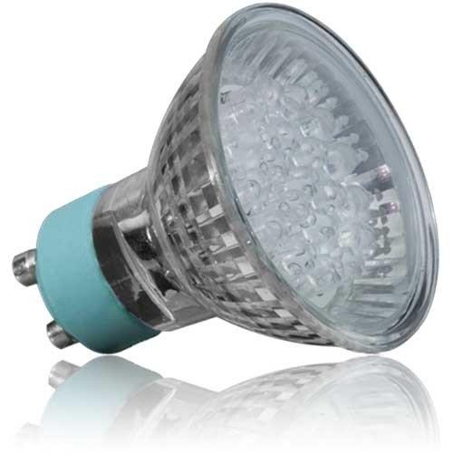 Spot LED Déco Colours HOMELIGHTS, 1,5W GU10, bleu