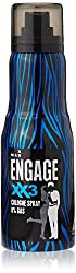 Engage XX3 Cologne Spray for Men, 135ml