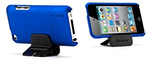 Griffin Outfit Ice Case for iPod touch 4G (Blue)
