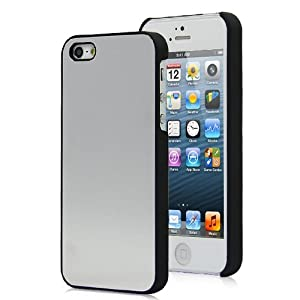 Neuartige Aluminium Glossy Spiegel Hard Case f?r iPhone 5