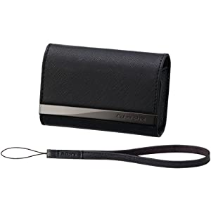 Sony LCS-CSVA/B DSC Leather Carrying Case (Black)