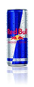 Red Bull Energy Drink, 8.4 Ounce (Pack of 12)