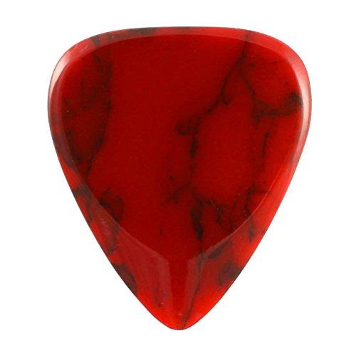 Stone Tones Bloody Basin Jasper - Plettro singolo