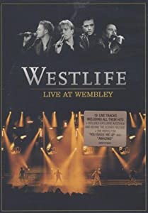 Westlife: Live At Wembley [DVD]