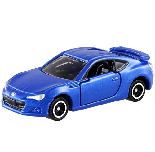 Tomica No.120 SUBARU BRZ ( box) - 1