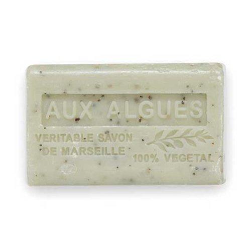 (南仏産マルセイユソープ)SAVON de Marseille 海藻の香り(SP058)(125g)