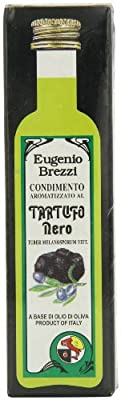 Brezzi Italy (Bottle) Truffle Oil Black, 1.8-Ounce Bottles by Brezzi Italy