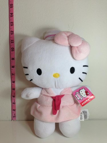 Hello Kitty Plush Doll Toy - Flight Attendant Dress - 1