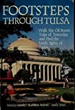 img - for Footsteps Through Tulsa book / textbook / text book