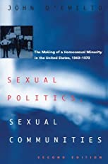 Sexual Politics, Sexual Communities: Second Edition