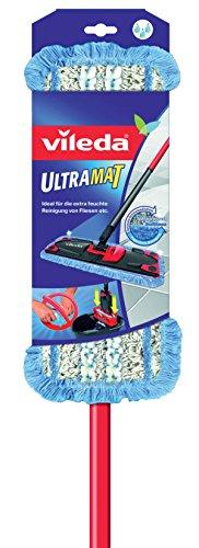 Vileda 129050 Ultramax Micro&Coton Balai Plastique Multicolore 143 x 13 x 8 cm