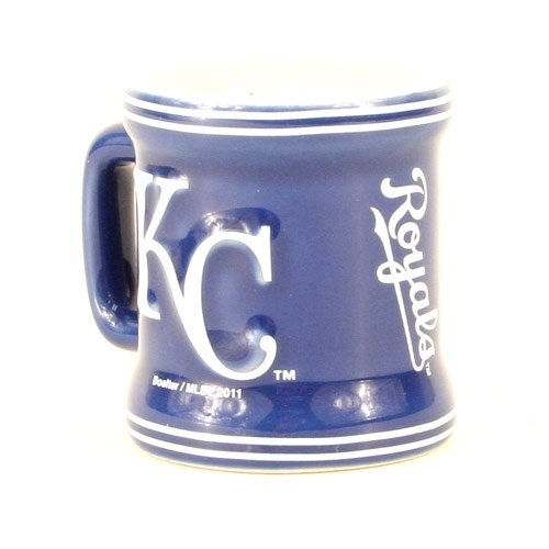 MLB Officially Licensed Kansas City Royals Ceramic Shot Glass at Amazon.com