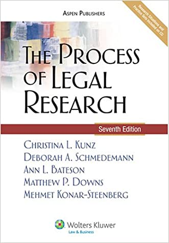 Process of Legal Research