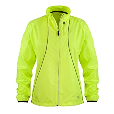 Time To Run Women's Windproof Running Jacket by Time To Run