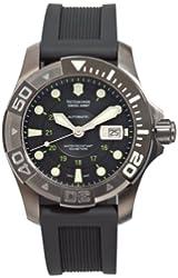 Victorinox Swiss Army Men's 241355 Dive Master Black Dial Watch