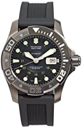 Victorinox Swiss Army Men's 241355 Dive Master Black Dial Watch