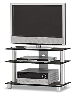 spectral just racks tv8553albg plasma and lcd tv stand for 32 inch screen tv. Black Bedroom Furniture Sets. Home Design Ideas