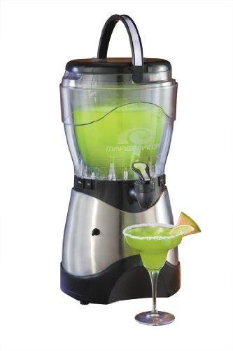 Nostalgia Electrics HSB590 Stainless Steel Margarita & Slush Machine by Emgee