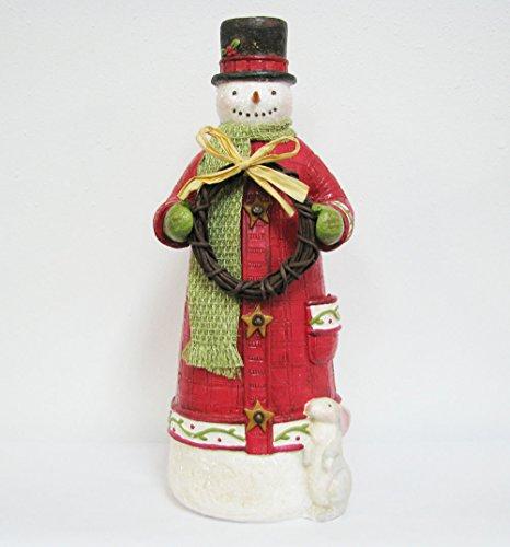Cheerful Snowman - 12