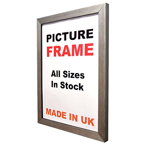 kwik-picture-framing-silver-brushed-picture-frame-all-sizes-available-16-x-12